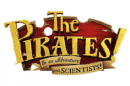 logo for 3D printed pirates movie
