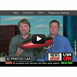 World's first 3D printed car - 3D Printing Industry