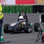World's First 3D Printed Formula Race Car Tested in Hockenheim