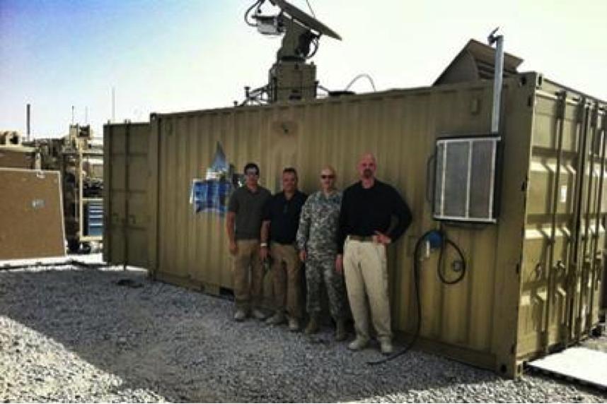 3d printing US military