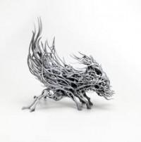 Nick Ervinck 3D Printed Sculpture