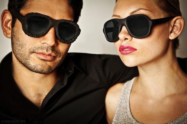 Protos 3d printed glasses pair