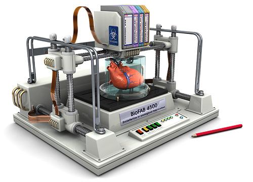 bio 3d printer