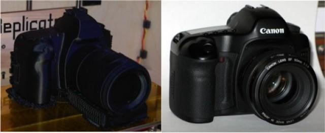 canon 5d 3D comparison