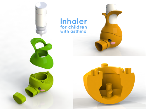 3d Printing event challenge 1st Prize