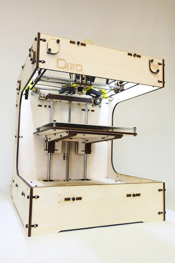 Ditto 3D printer
