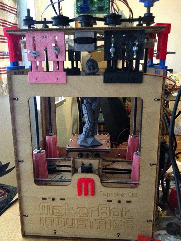 MakerBot_#169_200mm_print
