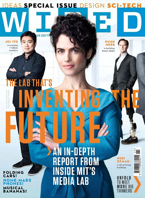 Wired Cover Neri Oxman Big
