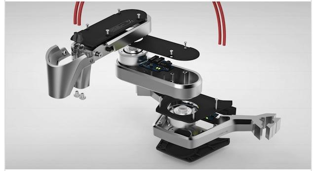 XEOS Printing Arm - 3d printer