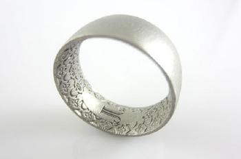 i.materialise Gaia 1 ring by Da Capo