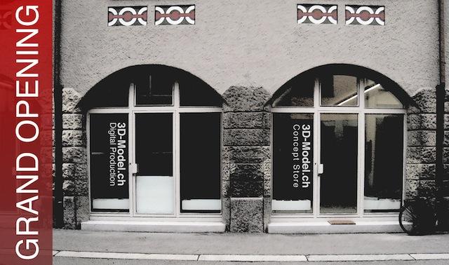 3d printing retail shops