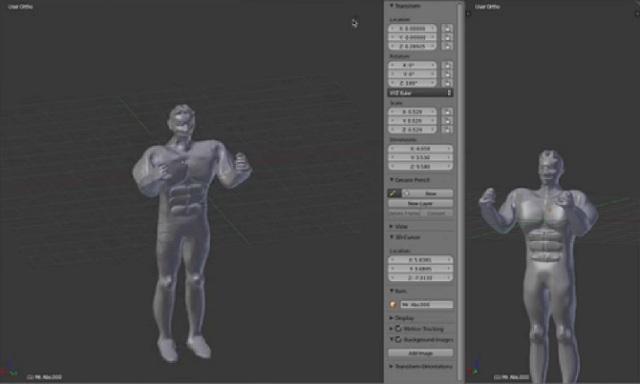 JB Figures 3D Model