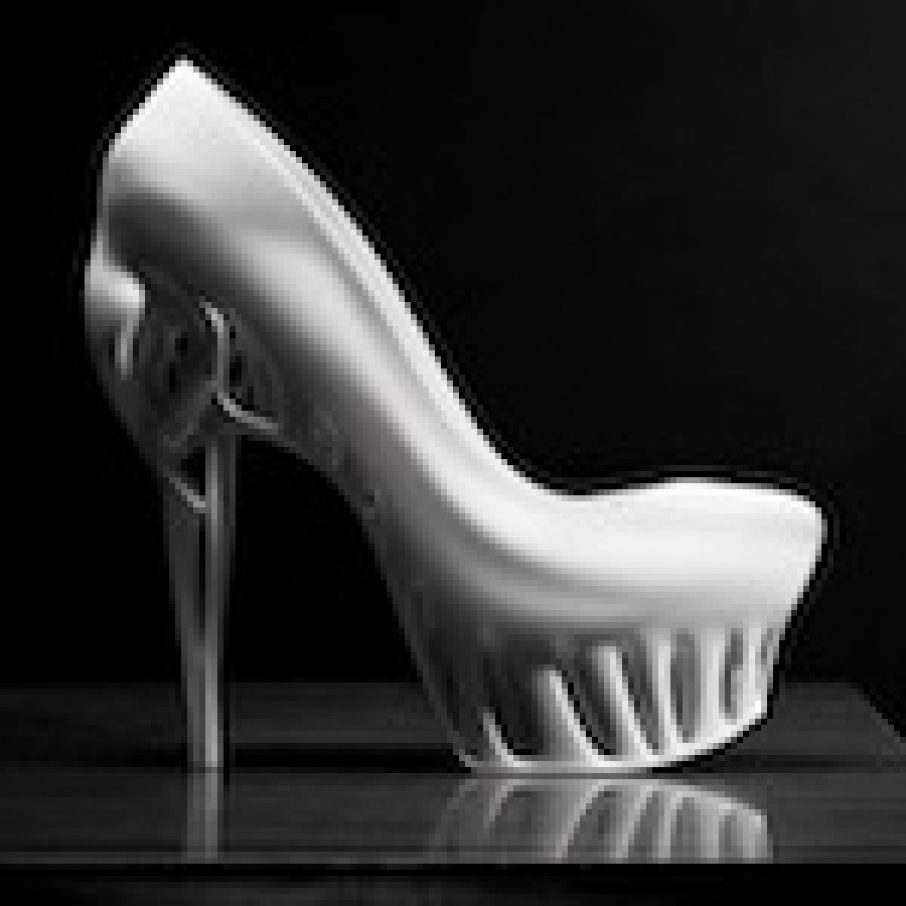A Gallery Of 3D Printed Shoes