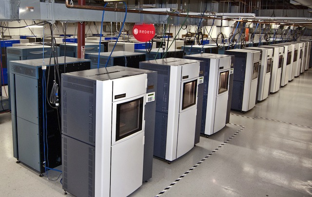 redeye on demand emerging manufacturer of the year - 3d printing ...