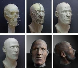 skeleton:Self-portret 21