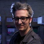 Bre Pettis MakerBot CEO