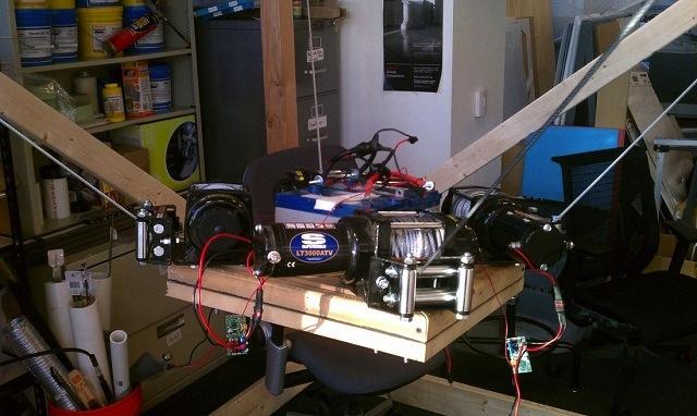 Spiderbot Proto Setup