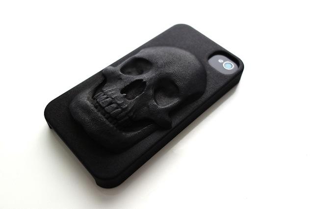 3d printed iphone skull_case_037 hugo arcier