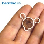 3D printed Bearina IUD box feat
