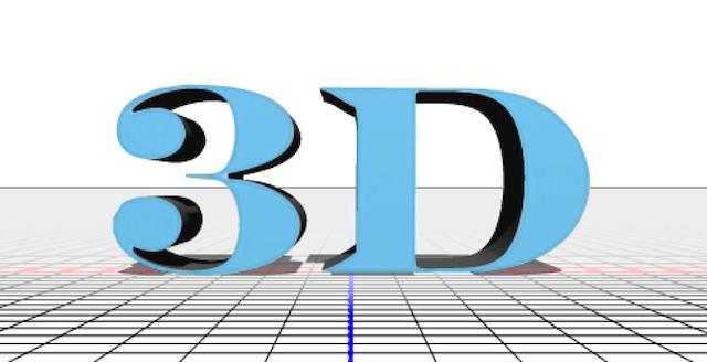 3DPI logo 3D