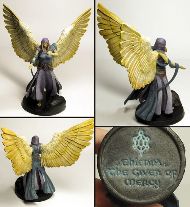 3D Printed Figurines
