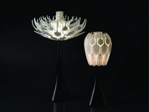 Bloom table lamp by Patrick Jouin @ Thomas Duval