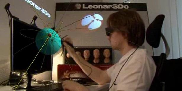 Leonar3do Sphere