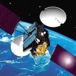 satellite communications 3D Printed