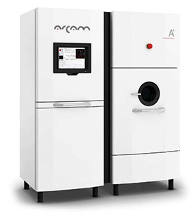 Arcam a1 machine 3d printer