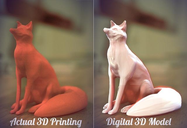 Tom Jurgensen's 3D Fox Comparison