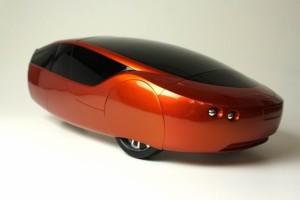 Urbee 3D Printed Car Hybrid