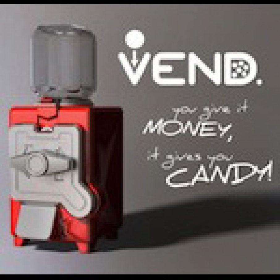 gumball vend