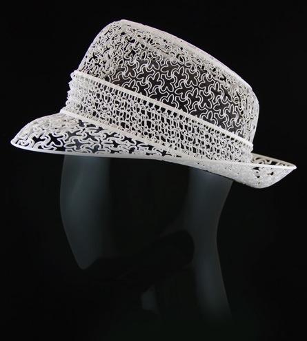 Elvis Pompilio_mgx_3d_printed_hat