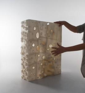 salt 3d printing material