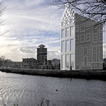 DUS Acrhitects 3D Printed Canal House