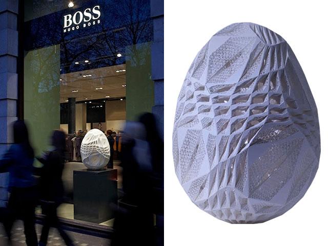 Faberge Egg Boss 3D Print