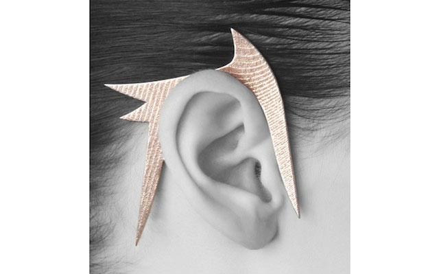 Kimberly Ovitz Spicules Earhook