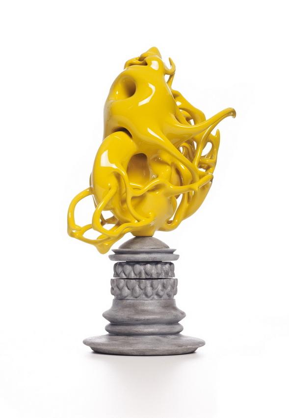 LUIZAERC by Nick Ervinck 2012 3D print