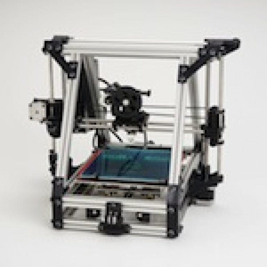 LulzBot AO-101 3D Printer