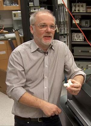 Professor Heinrich Jaeger