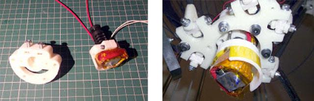 Rostock 3D Printer - J-Head