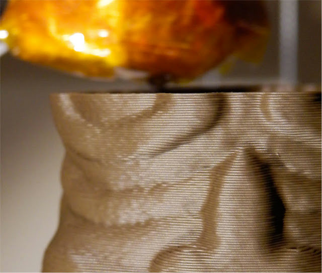 Rostock 3D printer - 0.25mm layer alignment