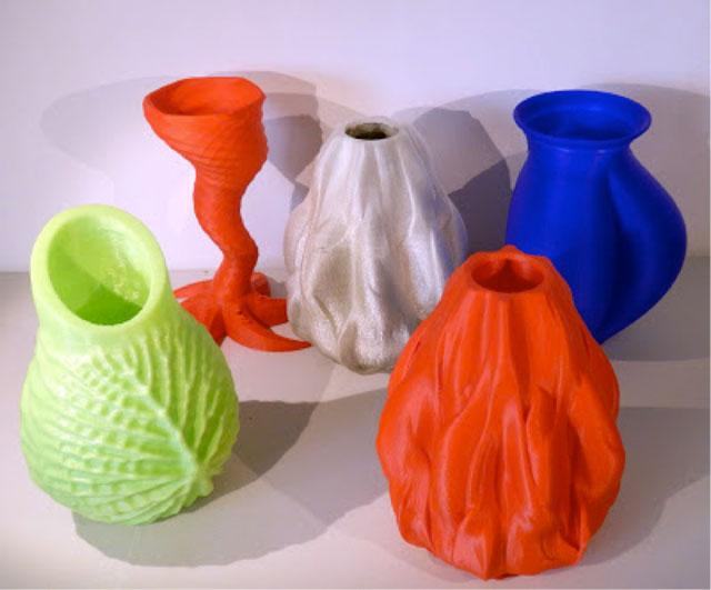 Rostock 3D printer - Thanks Johann C Rocholl
