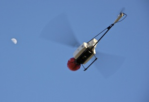 SARAH 3.0 Unmanned Helicopter