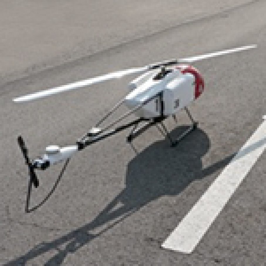 SARAH Unmanned Helicopter