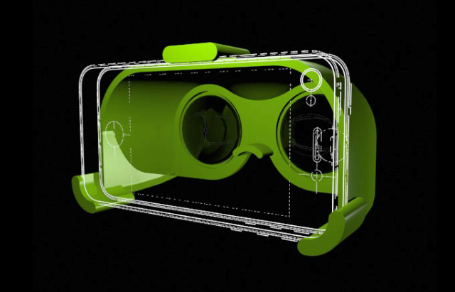 VR2GO Virtual 3D Printed Reality