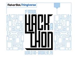 Makerbot Hackathon Thingiverse