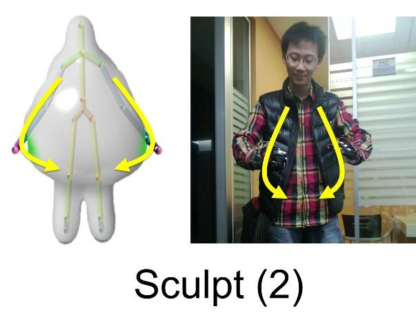 sculpt2 BodyAvatar