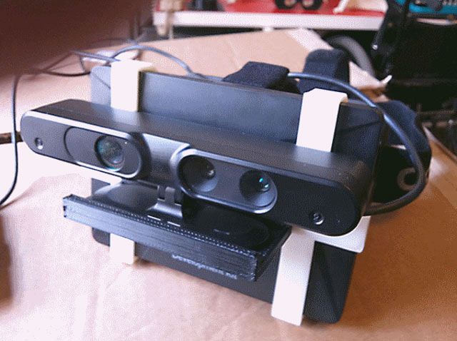 sensor mount mod mxr