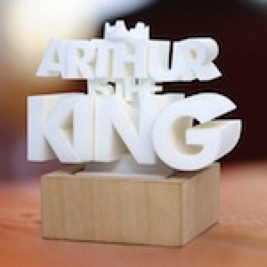 Custom 3D Printed Trophies